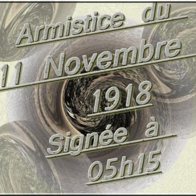 Armistice 14 18