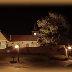 Eglise nuit web