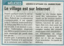 le village sur internet